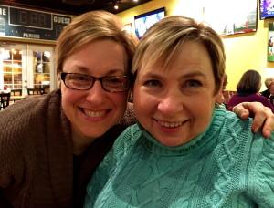 Sue & Gail