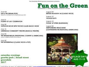 Fun on the Green